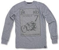 Roland Sands Design Imperiale Gray Thermal