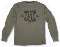 Roland Sands Design RSD Motor Army Green Thermal