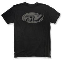 Roland Sands Design Black RSD Flag T-Shirt