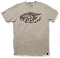 Roland Sands Design Sand RSD Flag Sand T-Shirt