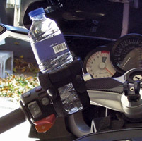 Leader Black Roadrunner Drink Holder Ultra Snap Insert Kit