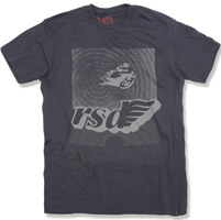 Roland Sands Design Wing Smoke T-Shirt