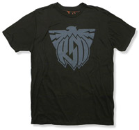 Roland Sands Design Eagle Black T-Shirt