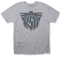 Roland Sands Design Eagle Gray T-Shirt