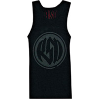 Roland Sands Design Women's Logo Black Tank Top