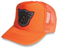 Roland Sands Design Eagle Trucker Orange Hat