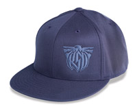 Roland Sands Design 3D Eagle Navy Hat