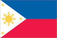 Rumbling Pride Philippines Flag