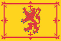 Rumbling Pride Rampant Lion Flag