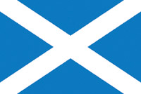 Rumbling Pride St. Andrews Flag