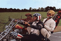 Rumbling Pride Easy Rider Flag