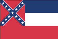 Rumbling Pride Mississippi Flag