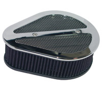 Wimmer Custom Cycle Hop Up  Kit for S&S Teardrop Air Cleaner