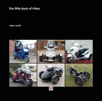 Motorbooks International The Little Book of Trikes