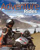 Motorbooks International World's Great Adventure Rides Book