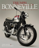 Motorbooks International Triumph Bonneville Book