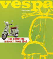 Motorbooks International Vespa Book