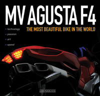 Motorbooks International MV Agusta F4 Book