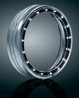 Kuryakyn 5-3/4″ LED Halo Headlight Trim Ring