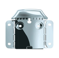 Kuryakyn Mounting Backplate for CVO Road Glide & Street Glide