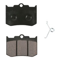 Lyndall Racing Brakes Gold Plus Brake Pads for Aftermarket Calipers