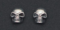 Wildthings Stainless Steel Earrings Stud Skulls