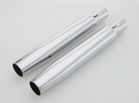 Dyno Power Tapered Style Replacement Mufflers