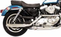 S&S Cycle High Performance Slash-Cut Mufflers