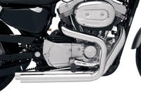 Bassani Heat Shields for Pro-Street Exhaust Systems