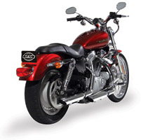 S&S Cycle High Performance Slash-Down Mufflers