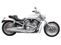 Thunderheader Chrome 2-into-1 Exhaust System