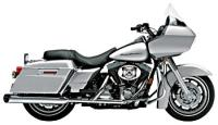 Cobra 4″ Slip-On Mufflers for Touring Models