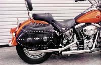 Cycle Shack Tapered Slip-On Mufflers