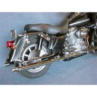 Cycle Shack 2″ Slash-Cut Slip-On Mufflers
