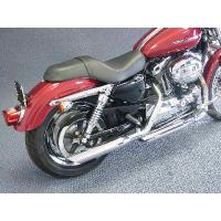 Cycle Shack Slash Down Slip-On Mufflers