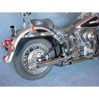 Cycle Shack Slash Out Slip-On Mufflers