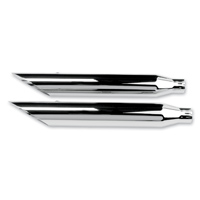 Khrome Werks HP-Plus Slash-Cut Slip-On Mufflers