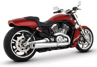 Vance & Hines Competition Series Slip Ons Chrome