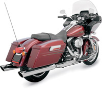 Klock Werks Super Saver Back Slash 4″ Slip-On Mufflers
