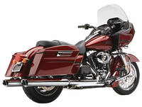 Cobra Tri-Oval Muffler for Touring Models