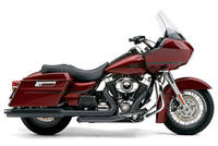 Cobra 4″ Tri-Oval Slip-On Mufflers for Touring Models