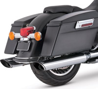Vance & Hines EPA Compliant Twin Slash Slip-On Mufflers