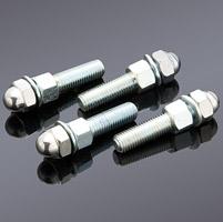 V-Twin Manufacturing Riser Link Acorn Nut Hardware