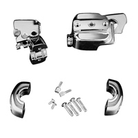 Kuryakyn Brake and Clutch Control Dress-up Kit