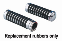 Arlen Ness Replacement Rubber for 10 Band Grips