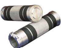 Arlen Ness Knurled Style Grip Set