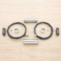 V-Twin Manufacturing Throttle Spiral Cable Kit