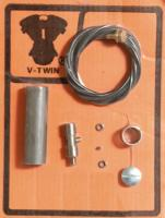 Handlebar Throttle Spiral and Cable Kit