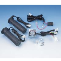 Show Chrome Accessories Heated Grip Set