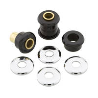 J&P Cycles® Heavy-Duty Urethane Handlebar Damper Kit